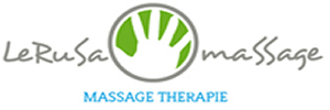 logo le russa massage