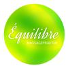 logo massagepraktijk equilibre